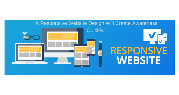 Responsive Website Design Home page