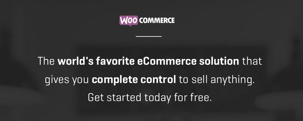 WooCommerce Why woocommerce?