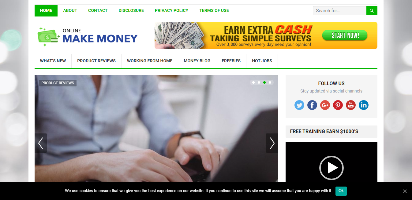 onlinemakemoney Services