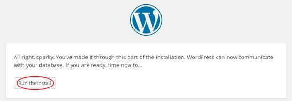 wp5 How To install wordpress